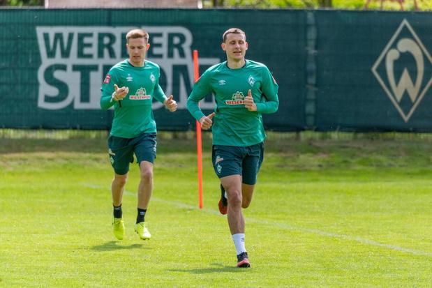 Werder Bremen benadeeld in degradatiestrijd