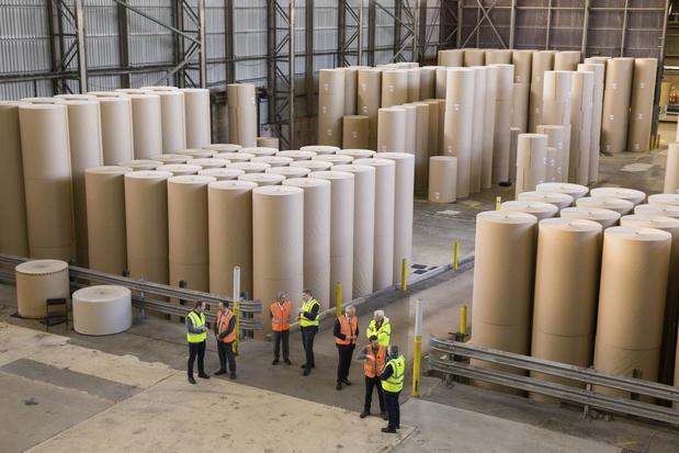 Verpakkingsproducent DS Smith scherpt klimaatdoelstellingen aan