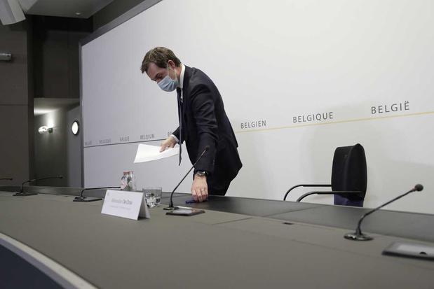 'Wat de coronacrisis ons leert over het Belgisch federalisme'