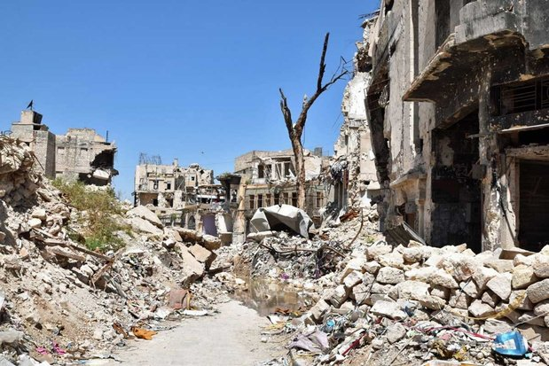 'Overleven in Syrië: situatie voor de hele burgerbevolking wordt steeds verwarrender en hopelozer'