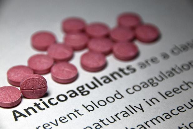 Pénurie d'anticoagulants