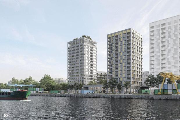 Bruxelles: le canal, une nouvelle façon d'aborder la mixité entre logement et activité économique