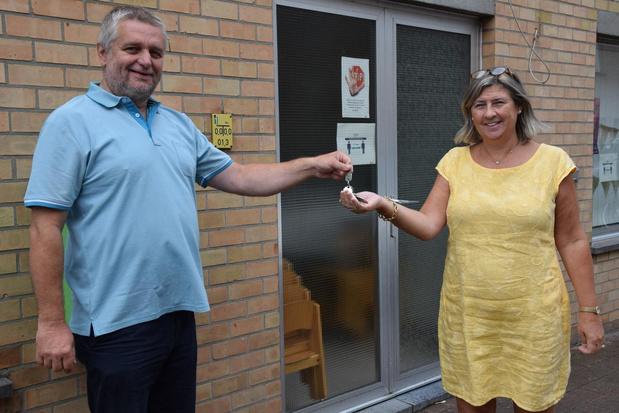 Sint-Lodewijksschool koopt parochiezaal De Kreeke