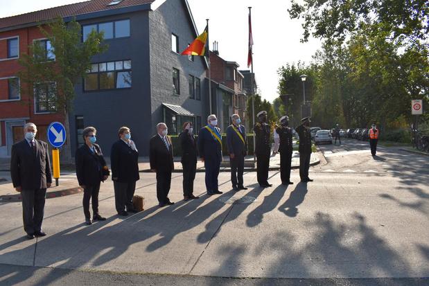 Brugge herdenkt bevrijding