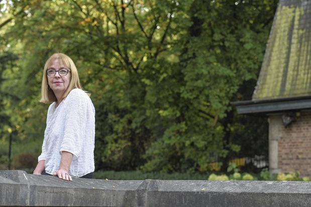 """Annemie Schaus, rectrice de l'ULB: """"N'ayez pas peur de venir à l'université!"""""""