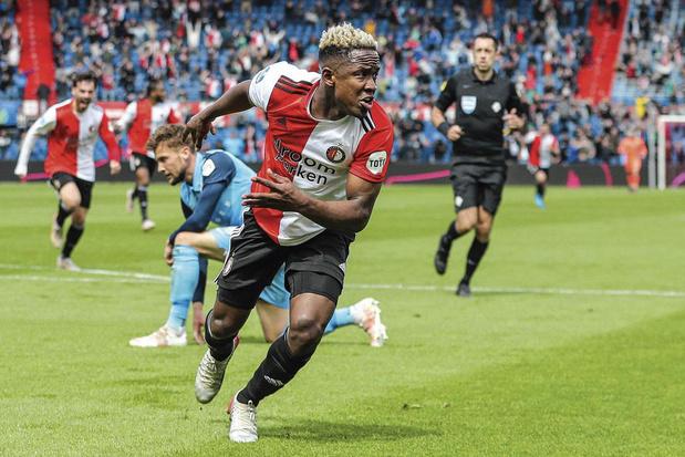 Luis Sinisterra - Club: Feyenoord