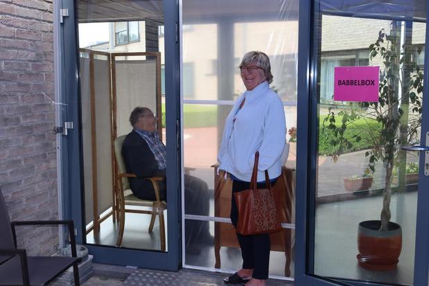 Bewoners woon-zorgcentrum Ter Lembeek mogen binnenkort één bezoeker ontvangen