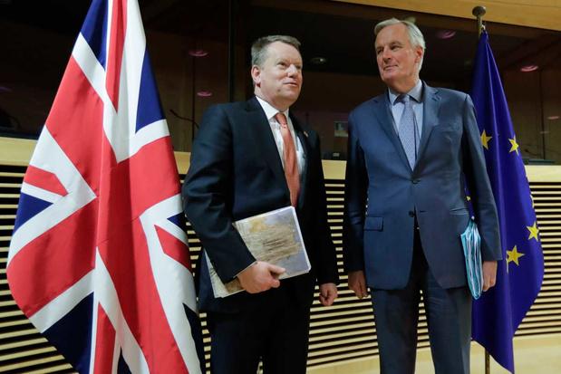 Britse onderhandelaar: 'Geen schrik voor no-deal brexit'
