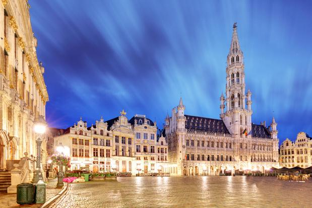Meerendeel van de hotels in het Brussels Gewest gesloten