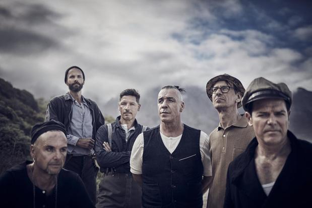 Concert Rammstein in Oostende uitgesteld, zanger opgenomen op intensieve zorgen
