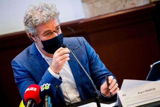 Environ 45.000 personnes seront vaccinées début 2021 à Bruxelles, annonce Alain Maron