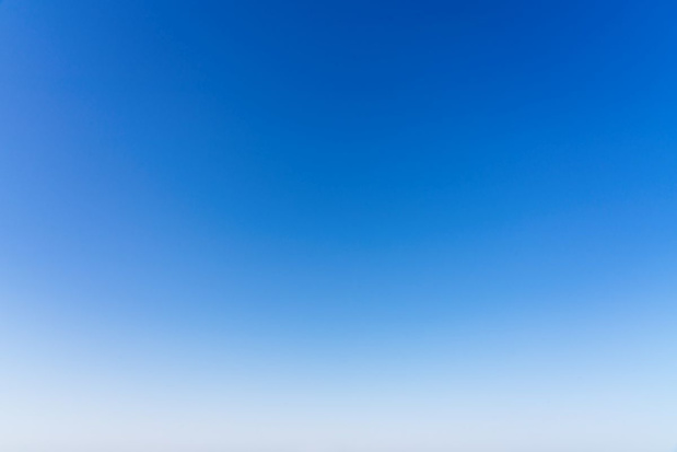 In deze steden vind je de blauwste lucht