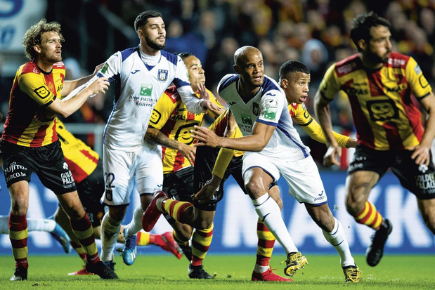 La Jupiler Pro League ou le sprint des escargots