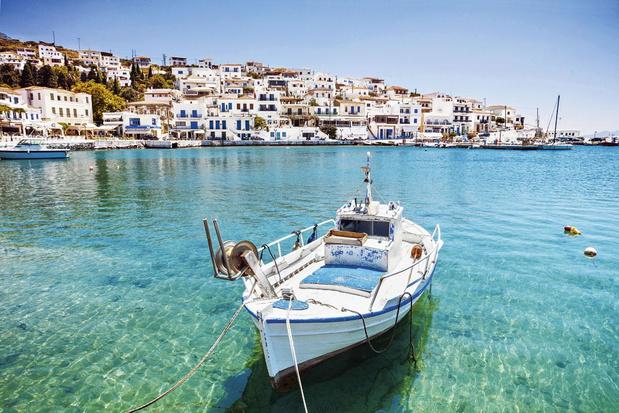 Tijdloze Cycladen