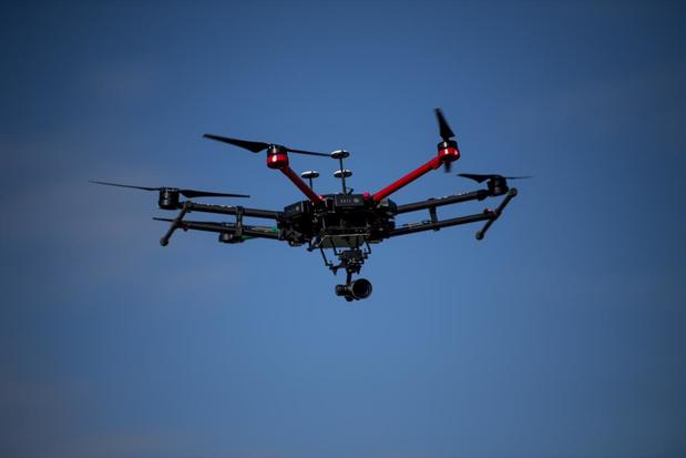 """600.000 euro Vlaamse steun voor Drone Port West-Vlaanderen: 'Uitgroeien tot topregio in Europa"""""""