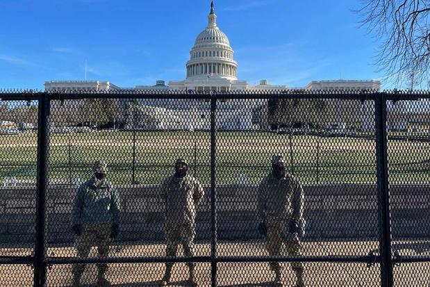 VS: politie waarschuwt voor 'nieuw plan om Capitool binnen te dringen' op 4 maart