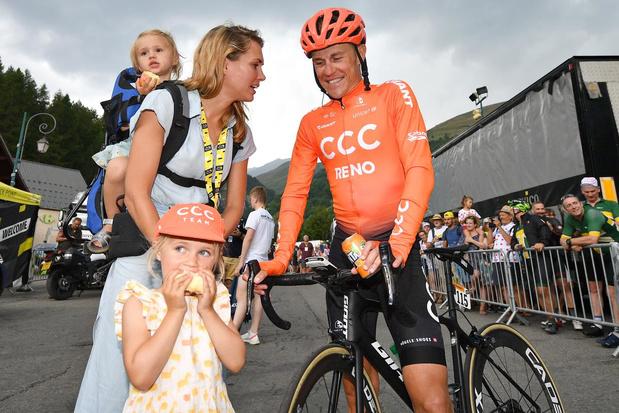 """Serge Pauwels (36) hangt fiets aan de haak: """"Alles bereikt wat ik wilde"""""""