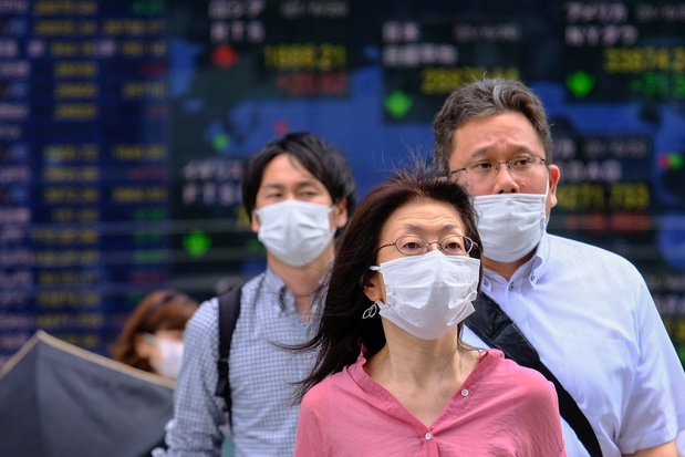 Deltavariant duwt Japanse beurs richting verlies