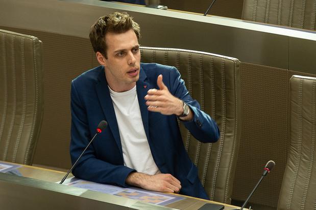Loonsverlaging Vlaams parlement werd nog steeds niet doorgevoerd