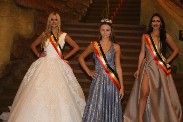 Louise-Marie Losfeld uit Oostende verkozen tot Miss West-Vlaanderen