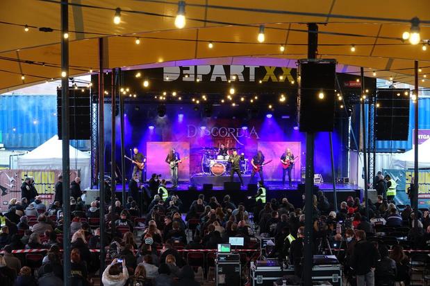 Strengere maatregelen in Kortrijk, optredens Depart XXL geannuleerd