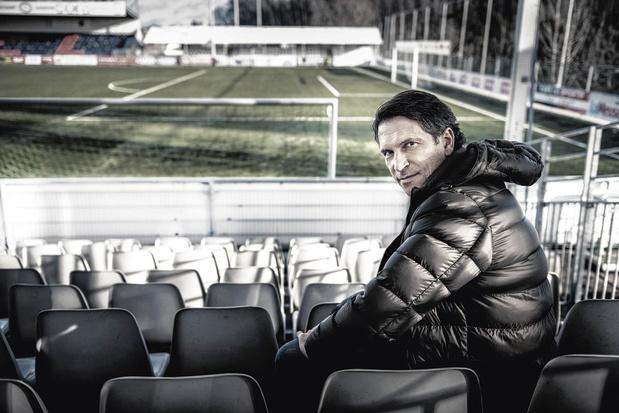 """Drazen Brncic, le Rossonero du RFC Liège: """"J'aime les clubs avec un avenir, mais aussi un passé"""""""