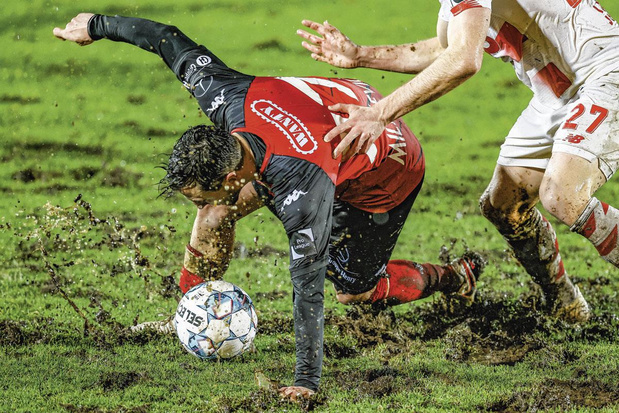 Tests Covid falsifiés: Seraing se reconcentre sur le foot