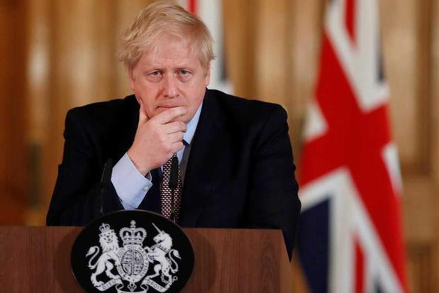 'Vergeet Wally. Wat ze in Londen wilden weten de afgelopen weken is: waar is de Britse premier?'
