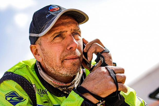 Nederlandse motorrijder Edwin Straver overlijdt aan verwondingen Dakar Rally