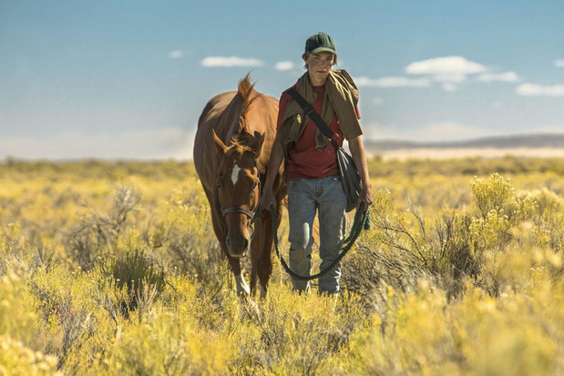 Tv-Tip: jongen en paard trekken eenzaam door de woeste natuur in het poëtische 'Lean on Pete'