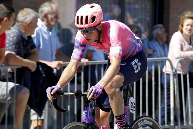 Jens Keukeleire kijkt met vertrouwen uit naar zijn vijfde Tour de France