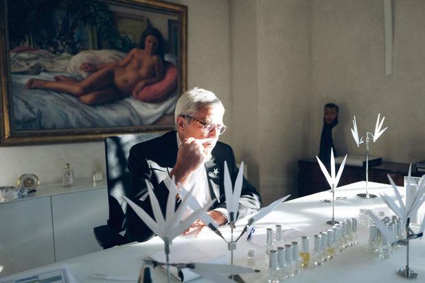 Dans les pas de François Demachy, l'arpenteur parfumeur