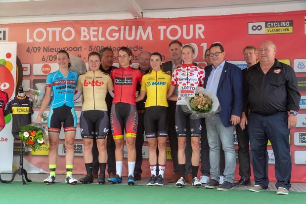 Lotto Belgium Tour komt op 26 juni aan in Brugge