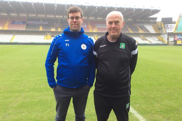 Preben blijft nog drie jaar T1 bij Daring Brugge en wordt benoemd tot TVJO