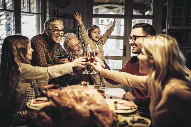 Waarom eten ons verenigt