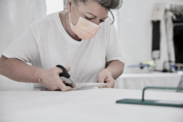 Coronavirus: nouvelle salve de soutien des acteurs du luxe pour les soignants