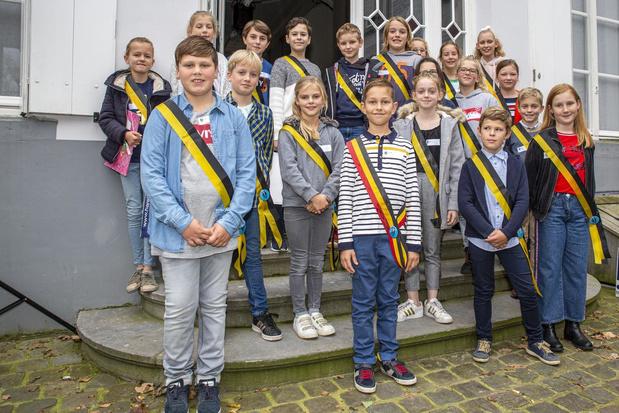 Harelbeekse Kindergemeenteraad presenteert zijn voorstellen virtueel