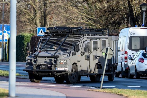 Gijzeling in de gevangenis in Brugge afgelopen