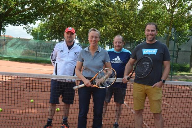 Ingelmunsterse tennisclub TC De Mandel neemt nog eens deel aan de interclub