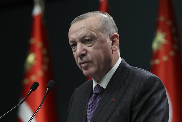 Erdogan beschuldigt VS van steun aan terroristen in Irak