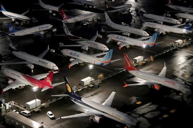 Boeing 737 MAX staat bijna jaar aan de grond