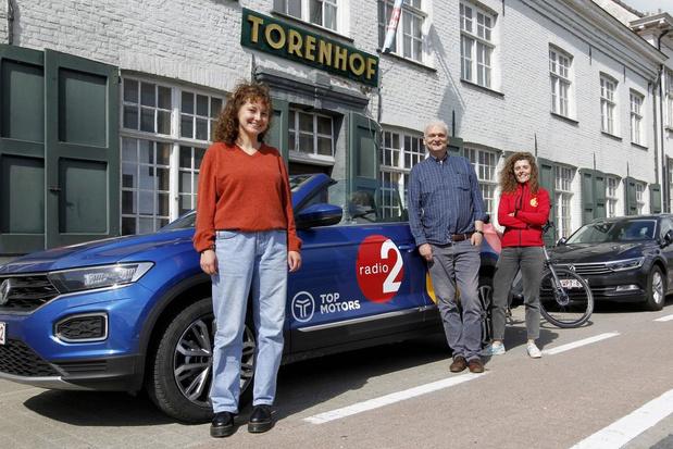 Radio 2 op bezoek bij het Torenhof in Eernegem