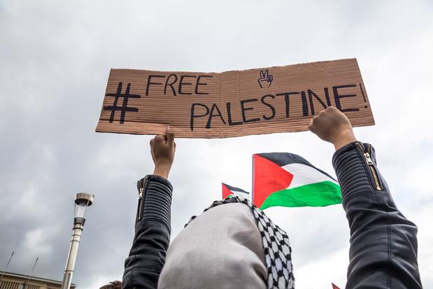 Israëlische aanval op gebouw al-Jazeera en Associated Press, verschillende protestmarsen in Europa