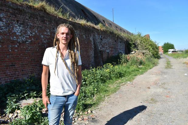 Wannes Beernaert broedt op project voor kwetsbare jongeren in voormalige nertsenkwekerij