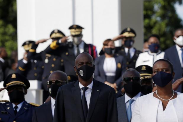 'Staatsgreep verijdeld in Haïti'