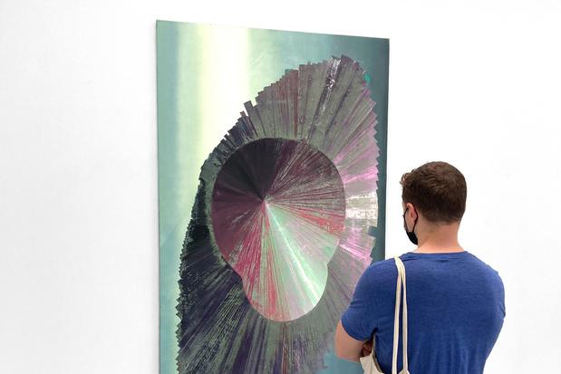 Betaalbare Belgische kunst in huis dankzij Kunst Aan Zet