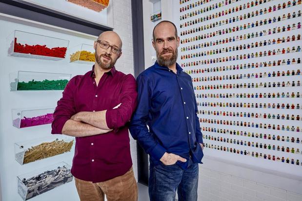 Giovanni Seynhaeve uit Izegem strijdt op VTM om de titel van LEGO Master