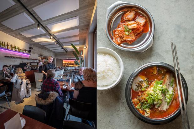 Aziatische streetfood bij restaurant Camino in Antwerpen