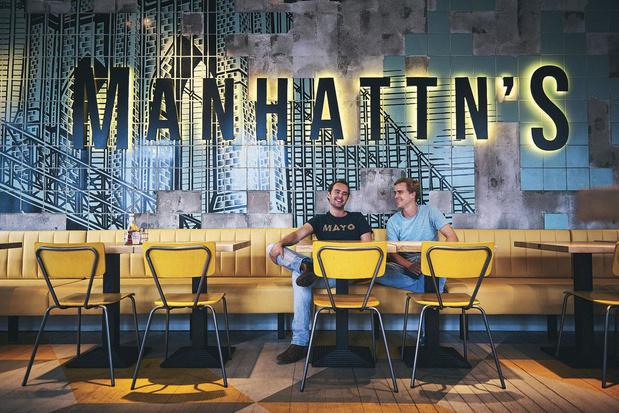 Brusselse Ambassadeur 'middelgrote bedrijven' Manhattn's: New Yorkse stijl