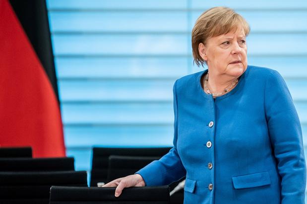 """'Herstelfonds coronaepidemie: maakte Angela Merkel wel een """"historische bocht""""?'"""